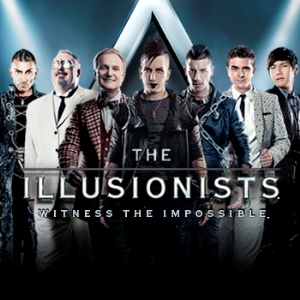 More Info for The Illusionists - Live from Broadway