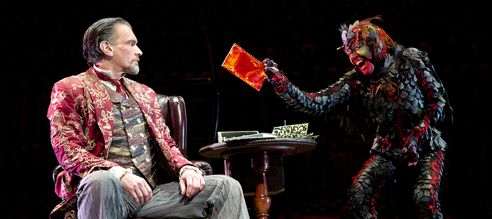 the screwtape letters blumenthal performing arts